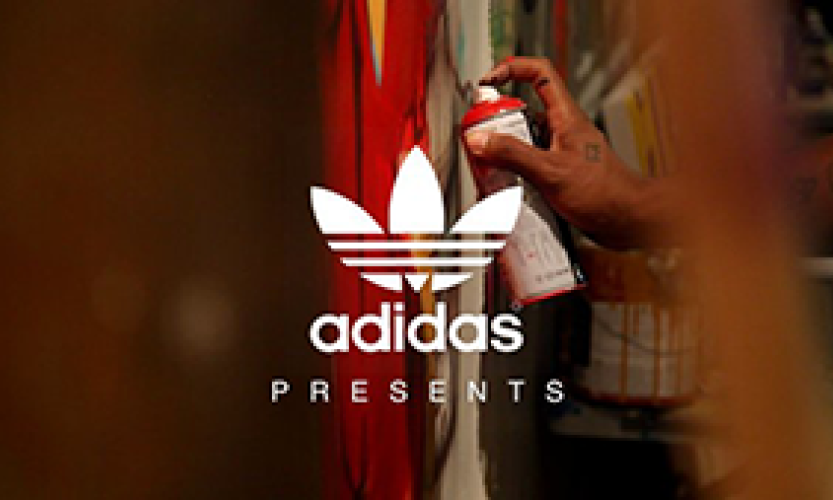 "ADIDAS - ""Adidas Originals x Hebru Brantley"""