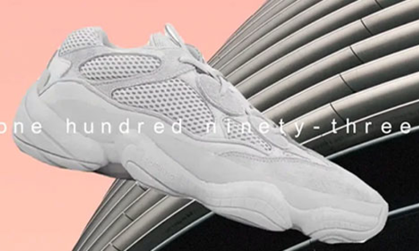 "ADIDAS YEEZY - ""500 Campaign"""