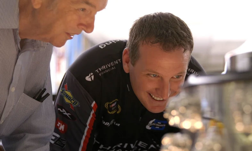 "THRIVENT RACING - ""Michael McDowell Visits Indy"""