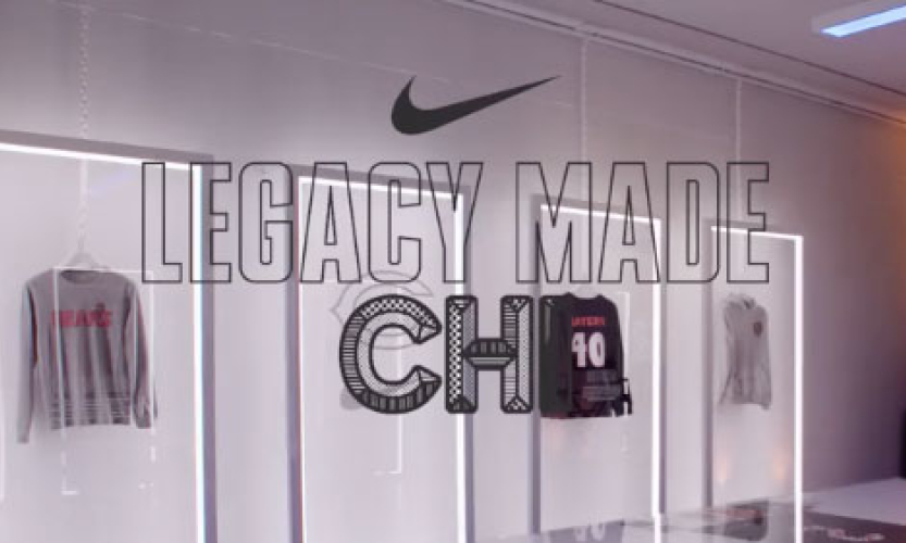 "NIKE - ""Legacy Made CHI"""