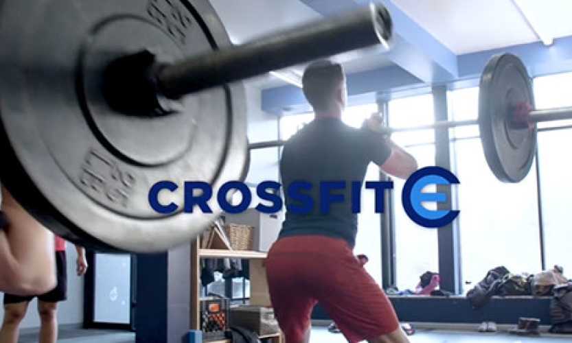"CROSSFIT CE- ""Join Today"""